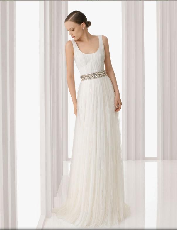 escotes de vestidos de novia
