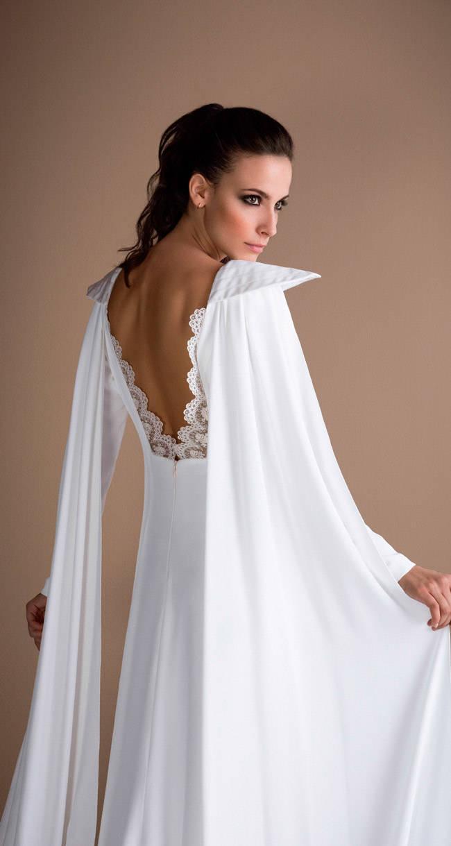 Escotes de vestidos de novia, el mejor tipo para tu figura