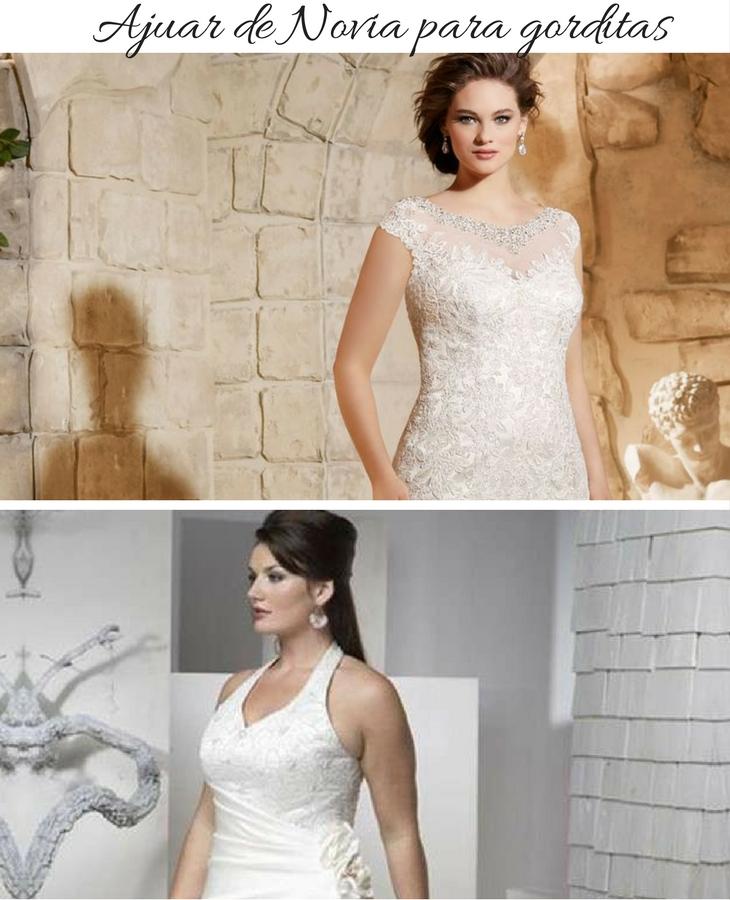 Vestido de novia para noche de bodas