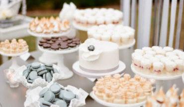 mesa de dulces para bodas