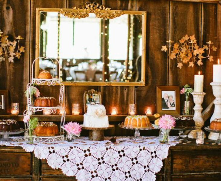 Mesa de dulces para bodas 5 ideas f ciles de hacer for Mesas de dulces para bodas precios