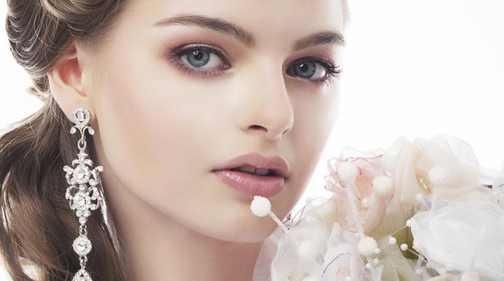 maquillaje para novias de día