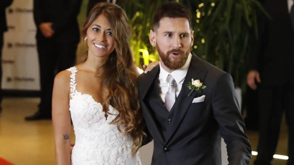 casamiento Leonel Messi