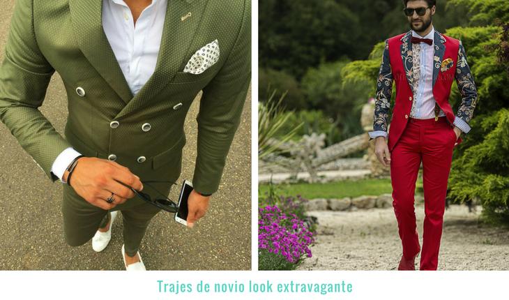 trajes de novio modernos