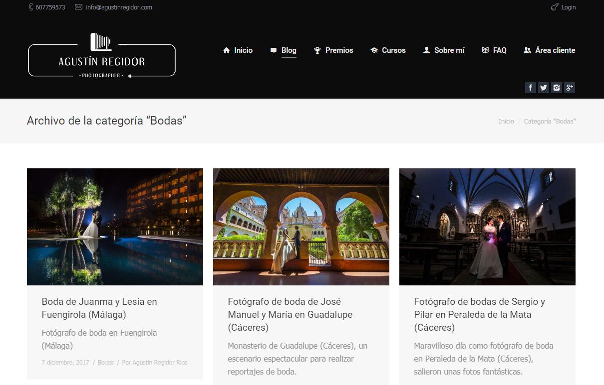 mejores fotógrafos en España