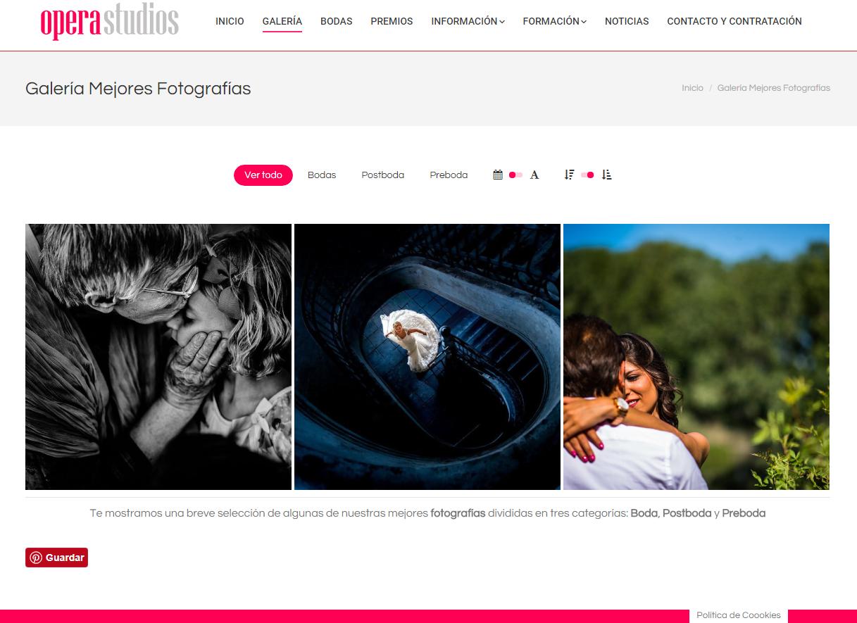 mejores fotógrafos de España