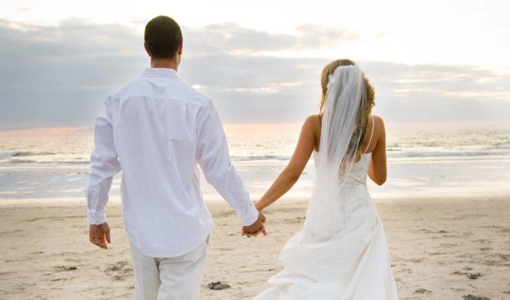 Vestidos para boda de plata en la playa