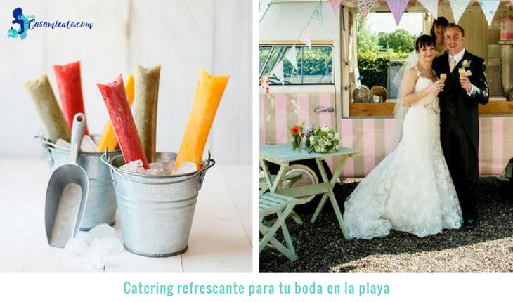 boda-playa-económica-catering