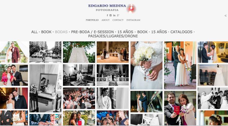 6 mejores y expertos fotógrafos de casamiento