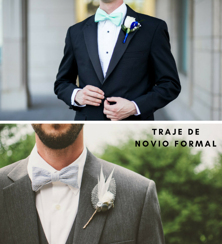 trajes de novio modernos 7 estilos según tu personalidad