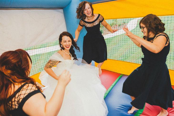 juegos para bodas cristianas