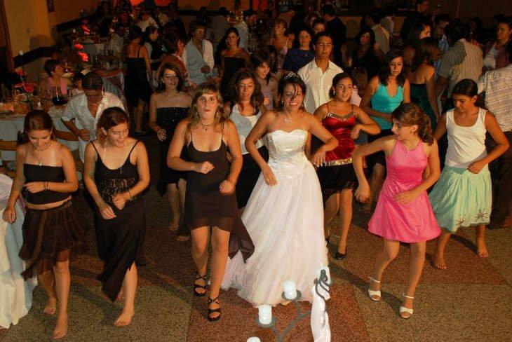 programa de la fiesta de boda