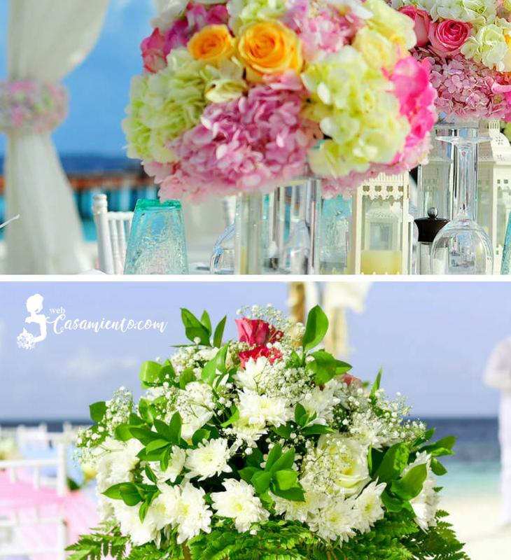 boda playa decoracion