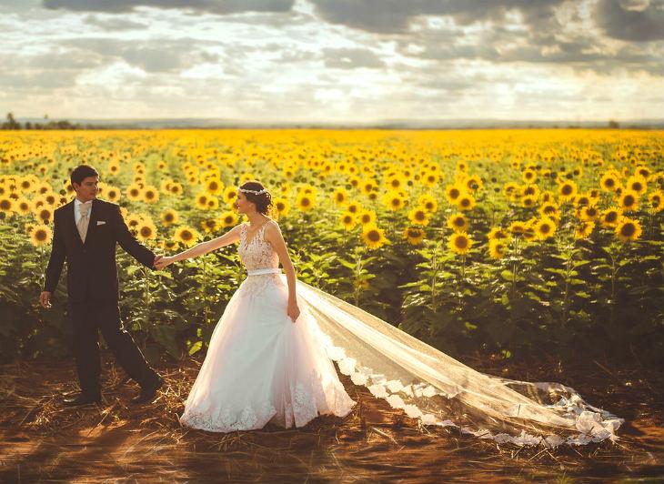 boda rustica natural
