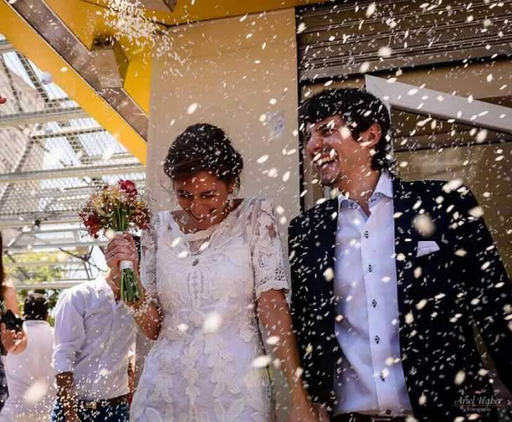 protocolo boda civil