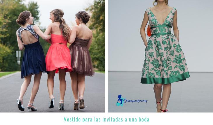 vestidos invitadas