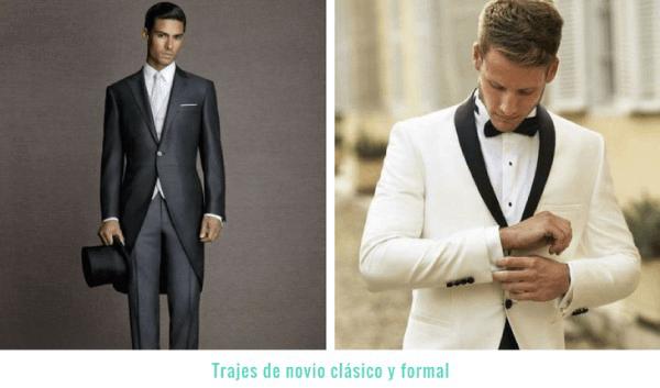 trajes de matrimonio