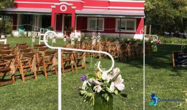 boda rustica decoracion