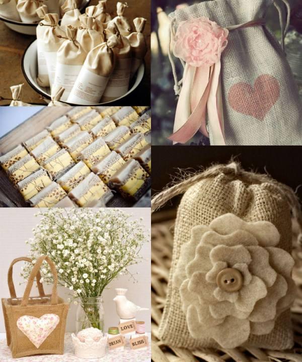 boda rustica souvenir