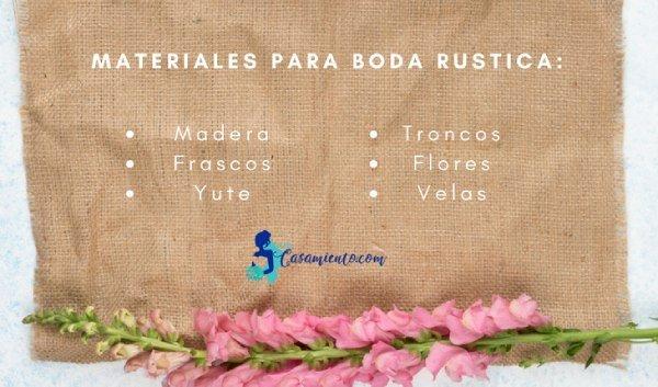 boda-rustica-materiales