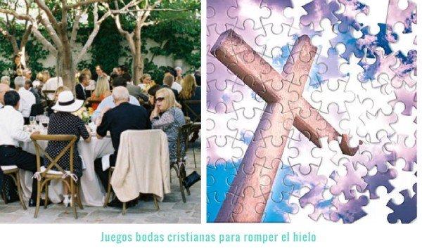 juegos boda cristiana