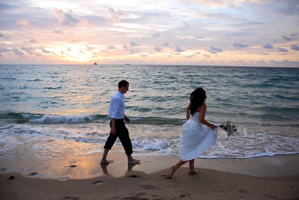 boda en la playa economica