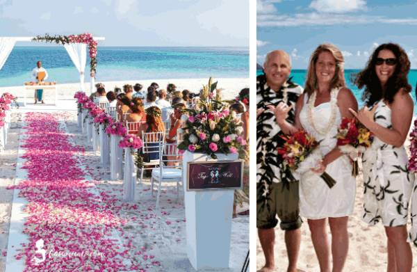 traje de novio para boda en la playa